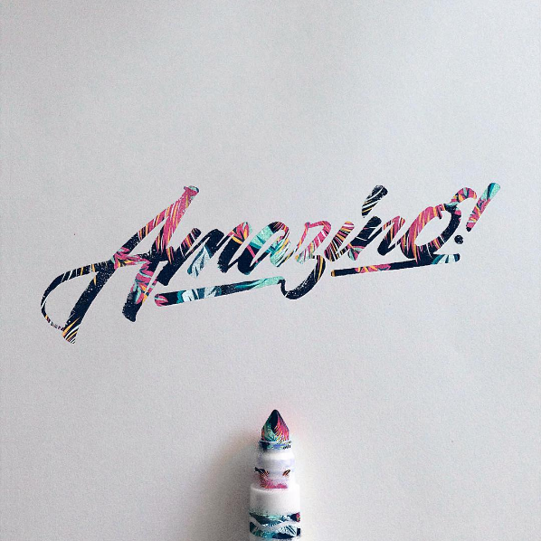 Beautiful Hand Lettering by David Milan 1 25 Beautiful Hand Lettering & Calligraphy Works by David Milan