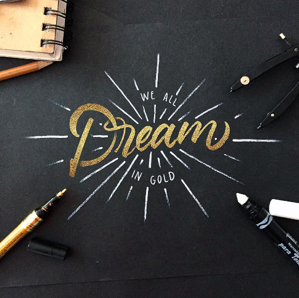 Beautiful Hand Lettering by David Milan 16 25 Beautiful Hand Lettering & Calligraphy Works by David Milan