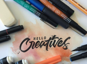 25 Beautiful Hand Lettering & Calligraphy Works by David Milan