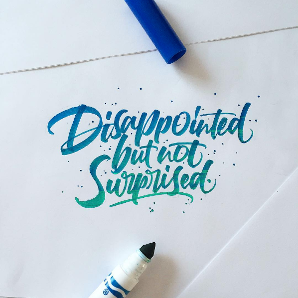 Beautiful Hand Lettering by David Milan 5 25 Beautiful Hand Lettering & Calligraphy Works by David Milan