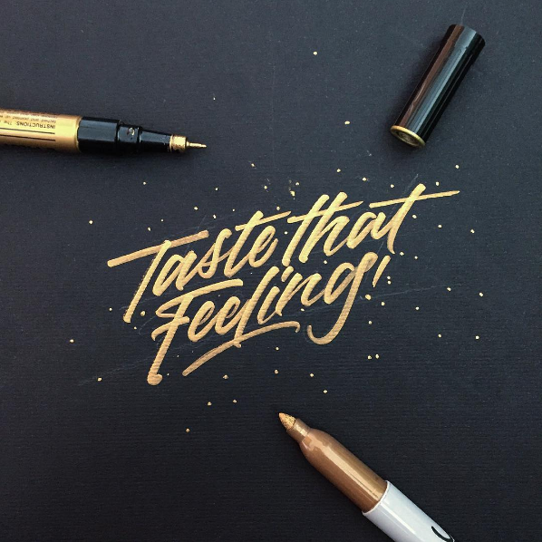Beautiful Hand Lettering by David Milan 7 25 Beautiful Hand Lettering & Calligraphy Works by David Milan
