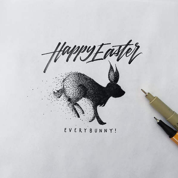 Beautiful Hand Lettering by David Milan 8 25 Beautiful Hand Lettering & Calligraphy Works by David Milan