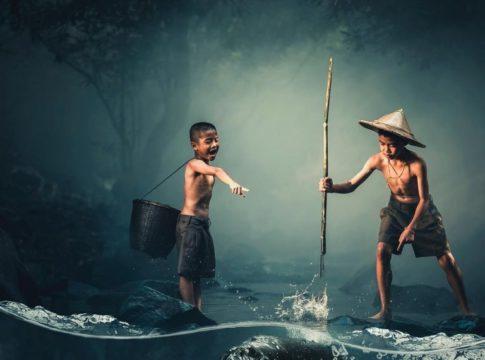 Creative and Beautiful Dreamlike Photo Manipulations by Justin Peters