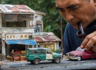 Incredible Miniature Art Diorama By Eddie Putera