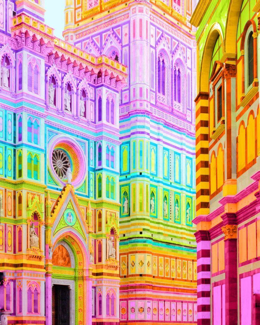 Ramzy Masri Turns The World Into a Rainbow Paradise 5 Ramzy Masri Turns The World Into a Rainbow Paradise