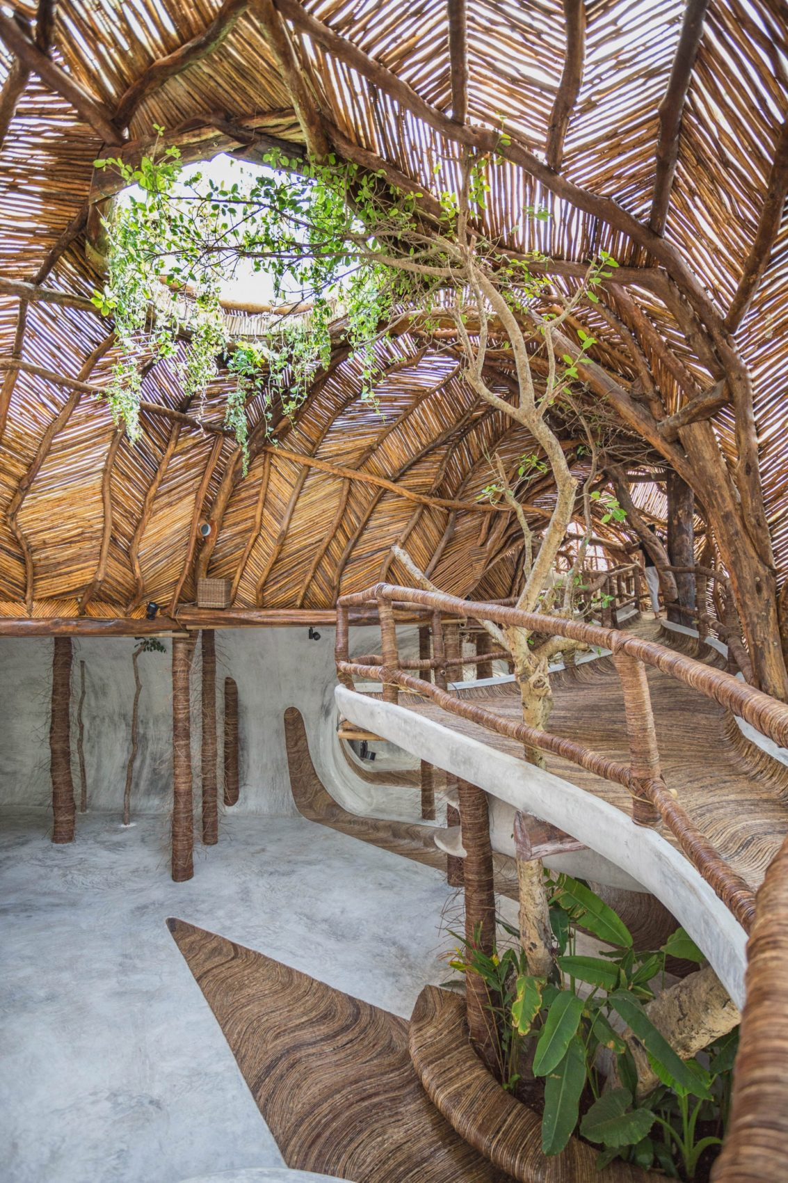 IK Lab Art Gallery Tropical Design in Tulum 2 IK Lab Art Gallery Tropical Design in Tulum