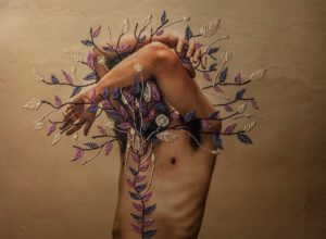 When Photography Meets Embroidery