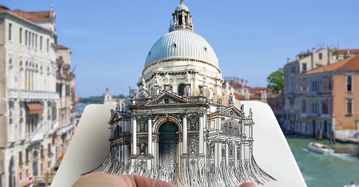 3d-drawings-famous-landmarks-pietro-cataudella-thumbnail