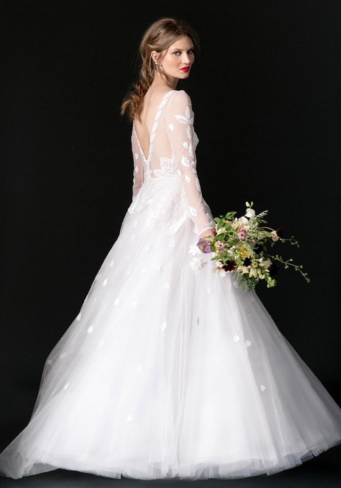 Beautiful Illusion Wedding Dresses 10 Best Wedding Dress Ideas for Beautiful Brides