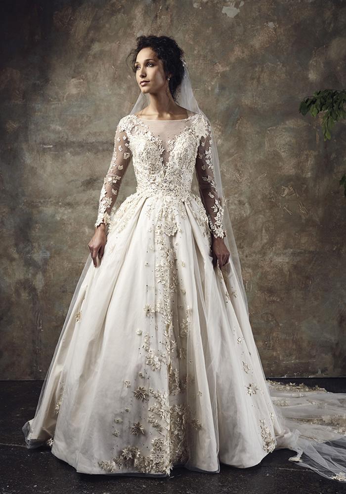 Beautiful Illusion Wedding Dresses 2 Best Wedding Dress Ideas for Beautiful Brides