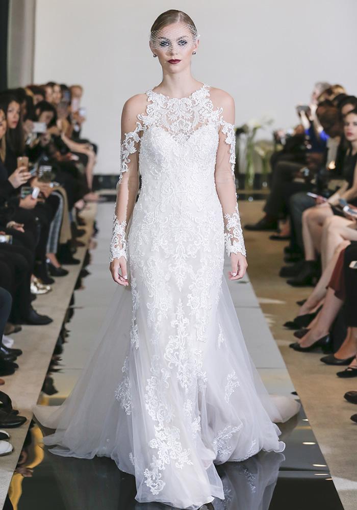 Beautiful Illusion Wedding Dresses 3 Best Wedding Dress Ideas for Beautiful Brides