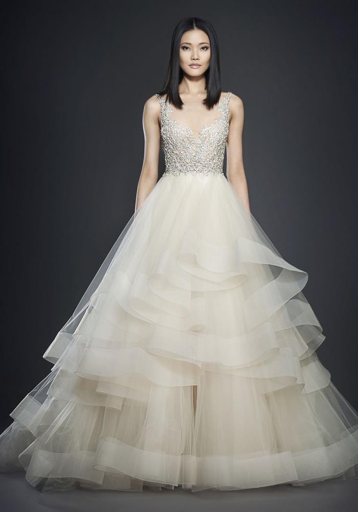 Beauty Ball Gown Wedding Dresses 4 Best Wedding Dress Ideas for Beautiful Brides