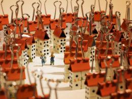 Creative Miniature World of Tatsuya Tanaki