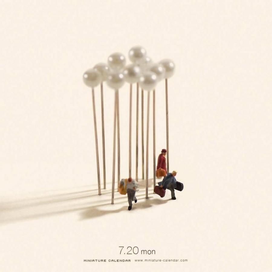 Creative Miniature World of Tatsuya Tanaki 4 Creative Miniature World of Tatsuya Tanaki