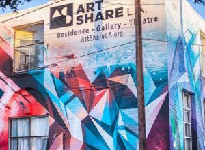 Beautiful and Creative Mural Street Art by Mikael B
