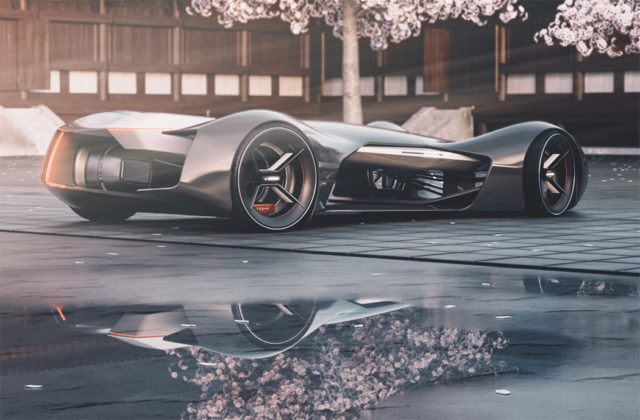 This MindBlowing Hypercar Is Such a Tease