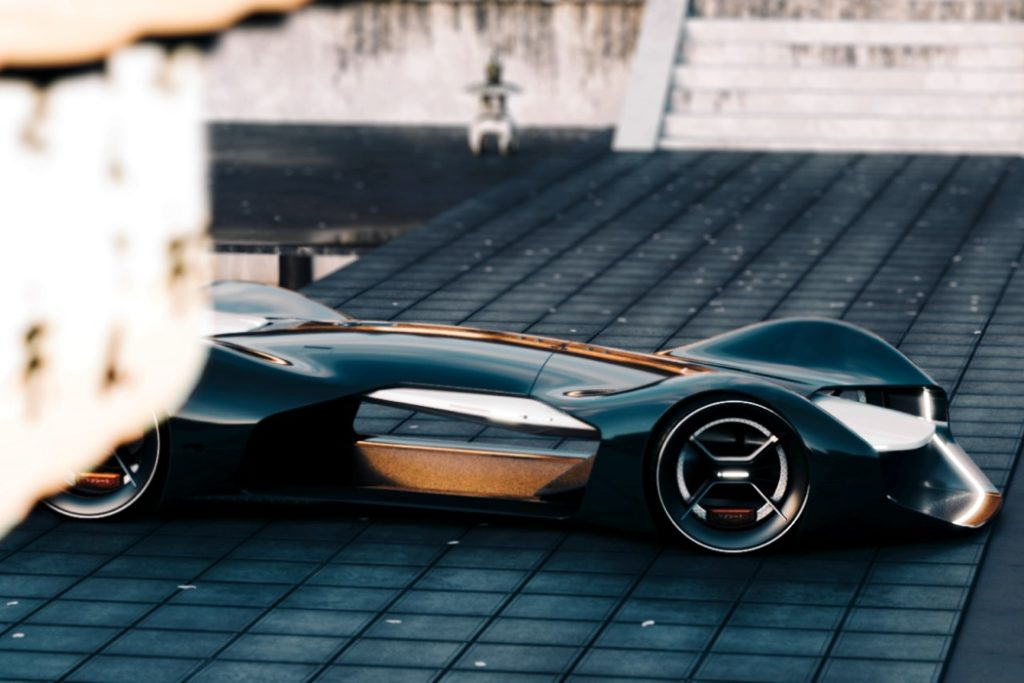 MindBlowing Hypercar Design 1024x683 This MindBlowing Hypercar Is Such a Tease