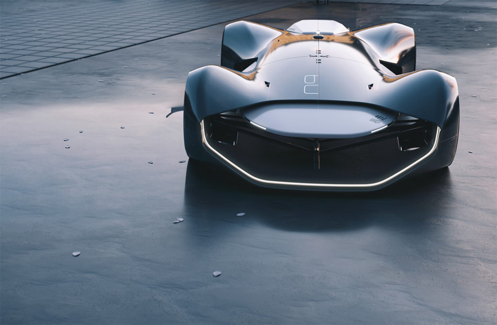 MindBlowing Hypercar Design 2 1024x670 This MindBlowing Hypercar Is Such a Tease