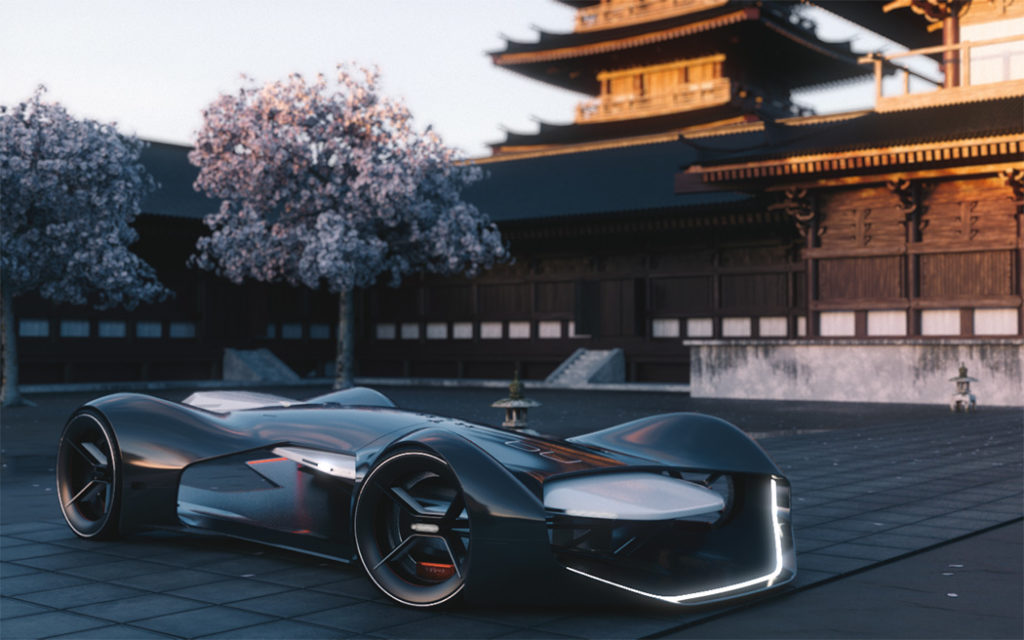 MindBlowing Hypercar Design 3 1024x640 This MindBlowing Hypercar Is Such a Tease