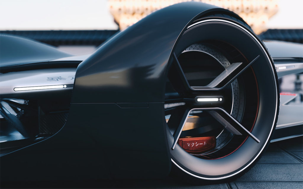 MindBlowing Hypercar Design 4 1024x639 This MindBlowing Hypercar Is Such a Tease