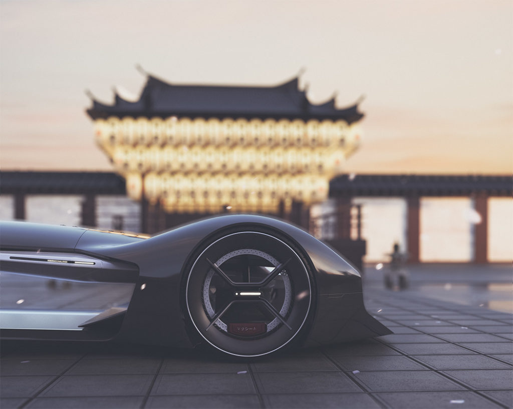 MindBlowing Hypercar Design 5 1024x817 This MindBlowing Hypercar Is Such a Tease