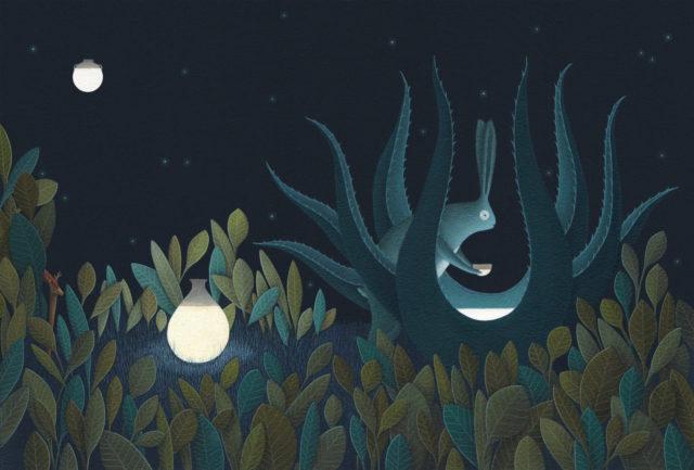 Beautiful Illustrated Book by David Álvarez