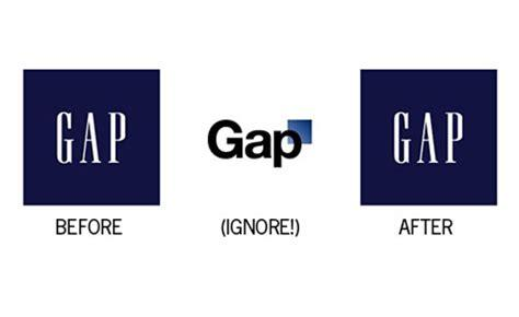 Gap Epic Logo Design Fails