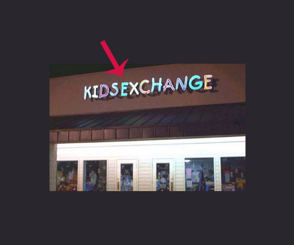 Kids Exchange Epic Logo Design Fails