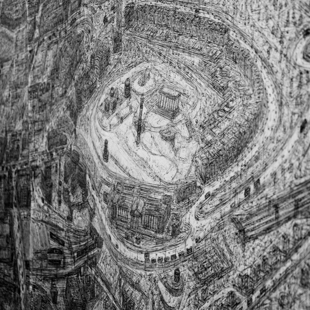 Mindblowing Urban Illustrations by Carl Lavia 4 1024x1024 Stunning Urban Illustrations by Carl Lavia