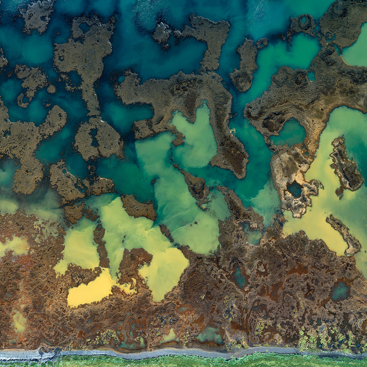 The Beauty of Water in Aerial Photos from Above