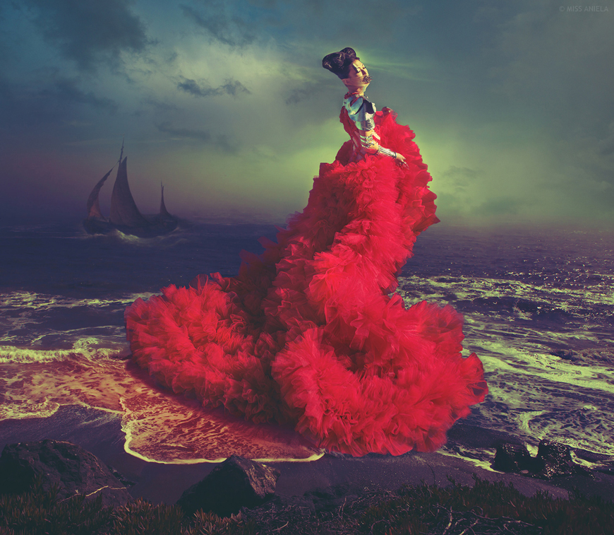 Amazing Surreal Photography by Miss Aniela 2 Wonderful Surreal Photography by Miss Aniela
