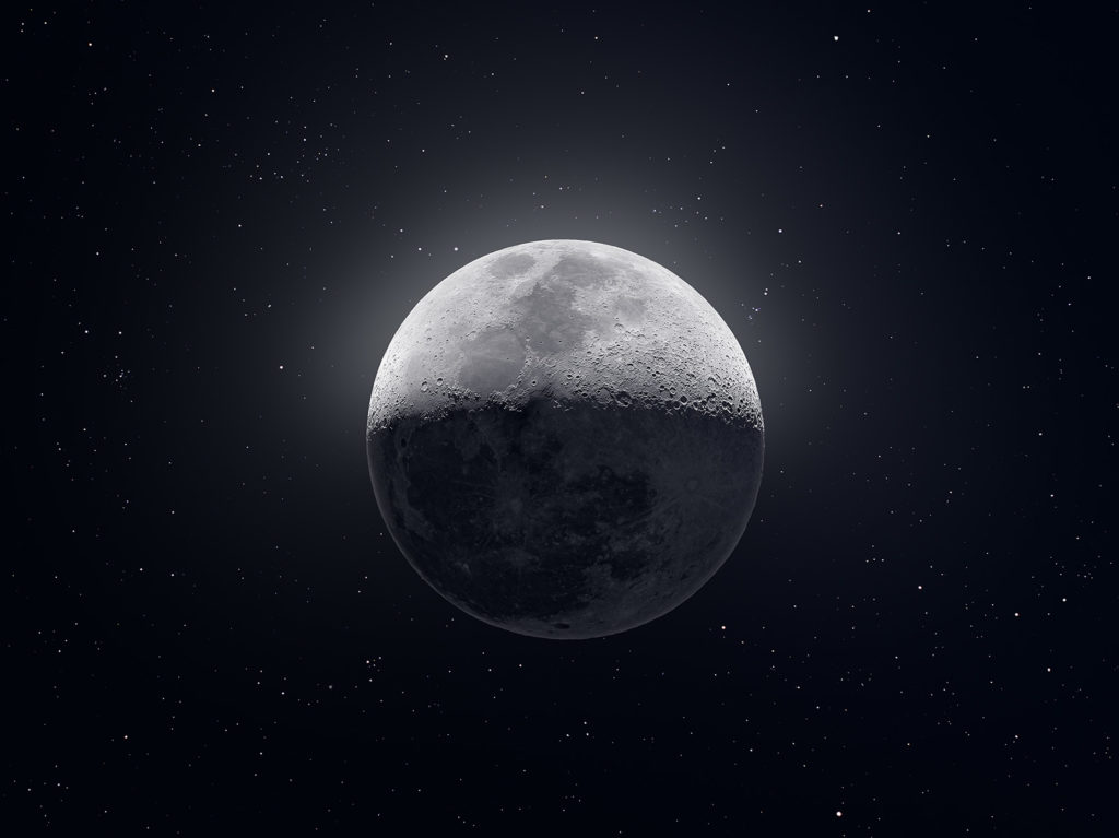 Awesome Moon Picture by Andrew McCarthy 1 1024x767 Awesome Moon Picture by Andrew McCarthy