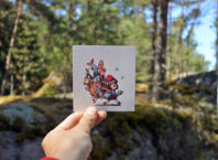 Cute Colorful Small Drawings by Marija Tiurina