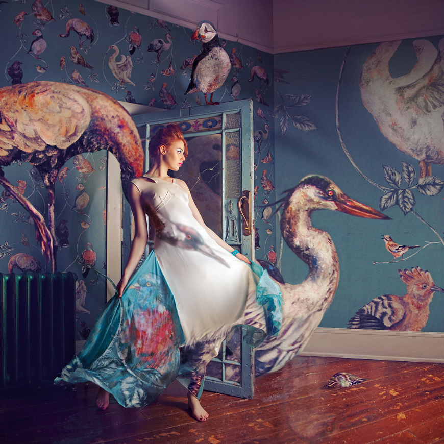 Incredible Surreal Photography by Miss Aniela Wonderful Surreal Photography by Miss Aniela