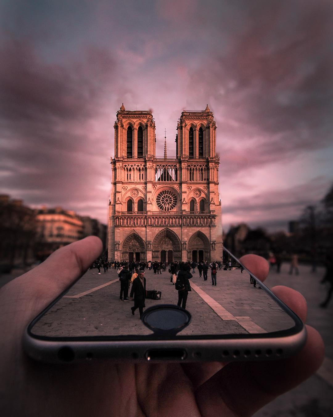 Fantastic Paris Through The Eyes of Tatiana Liccia