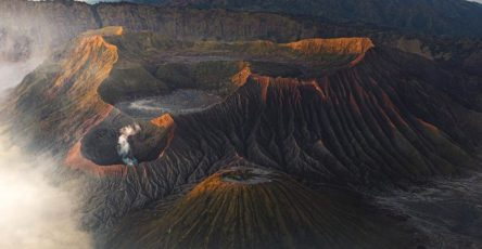 Amazing Bromo Mountain Photograph by Agusleo Halim