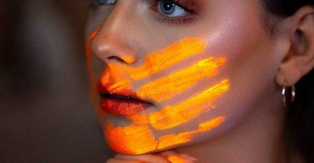 Beautiful female portraits by Mona Strieder 5